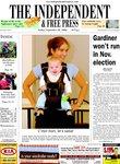 Gardiner won't run in Nov. election