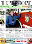 Fire chief to leave job at end of year