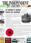 A soldier's letter home to mother