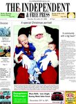 A special Christmas portrait Letter to the editor...`A community with a big heart'
