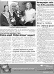 Police arrest `Under Armour' suspect