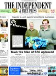 Town tax hike of $50 approved