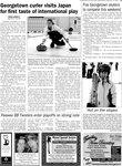 Georgetown curler visits Japan for first taste of international play