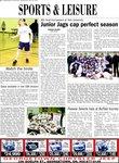 Junior Jags cap perfect season