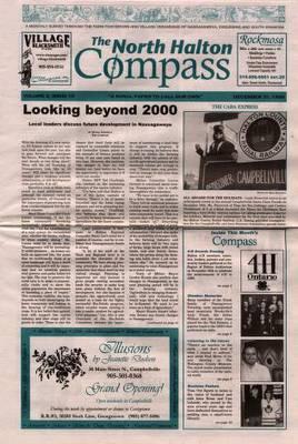 North Halton Compass (Eden Mills, ON), December 1999