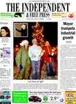 Independent & Free Press (Georgetown, ON), 8 Dec 2006