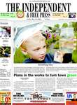 Independent & Free Press (Georgetown, ON), 18 May 2007