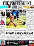 Independent & Free Press (Georgetown, ON), 13 Jun 2008