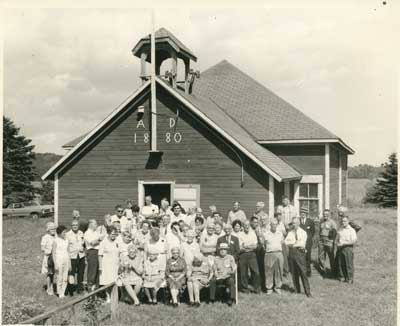 Little Rapids School Reunion - Circa 1969