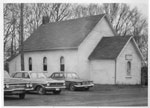 Alma Heights United Church, circa 1960