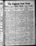 Highland Park Press (1912), 16 Nov 1922