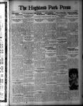 Highland Park Press (1912), 14 Dec 1922