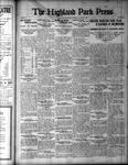 Highland Park Press (1912), 11 Jan 1923