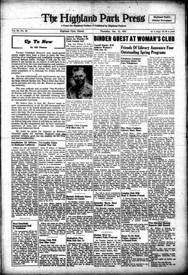 Highland Park Press, 11 Jan 1951