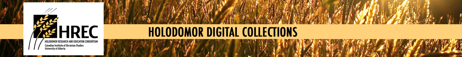 Holodomor Digital Collections