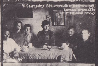 The Bokan family marks one year of Boris Bokan's imprisonment for opposing conscription into the Soviet army.