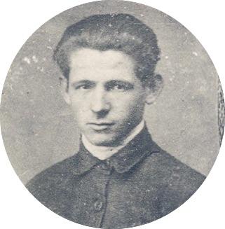 Portrait of Boris Bokan