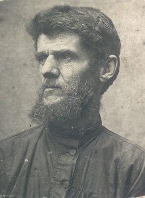 Portrait of Nikolai Bokan