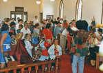 Iron Bridge United Church Vacation Bible School - 1987