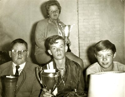 Athletic Awards 1969