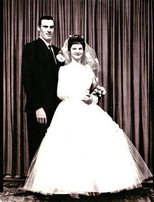 Marriage of Johnny and Katie Eaket