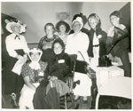 Iron Bridge Women's Institute 50th Anniversary, 1964