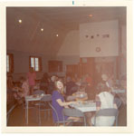 Women's Institute 75th Anniversary Tea, Iron Bridge, 1972
