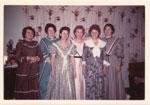 Iron Bridge Women's Institute Meeting, December 1964