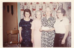 Grandmothers Night, Iron Bridge Women's Institute Meeting, 1964