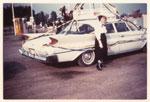 Parade Car, Lions Club Parade, Iron Bridge, July 1964