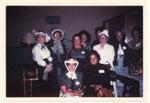 Iron Bridge Women's Institute 50th Anniversary Celebration, 1964