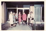 Women's Institute Tour Of Elliot Lake Hospital, 1960