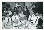 Walter Tulloch And Family, Circa 1960