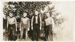 The Tait Boys, Iron Bridge, 1928