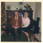 Mr. and Mrs. Neil Draper, Iron Bridge, Circa 1960