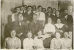 United Church Bible Class, Iron Bridge, 1910