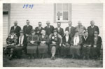 United Church Anniversary, Iron Bridge, 1939