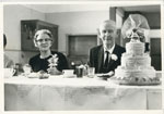 Mr. Walter Tulloch and Mrs. Mildred Tulloch (Hermiston) 50th Wedding Anniversary, 1969