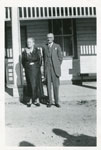 Mr. and Mrs. Thomas Grigg 50th Wedding Anniversary, Circa 1950