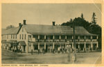 Algoma Hotel, Iron Bridge, Circa 1935