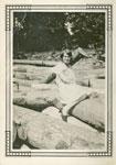 Mary Tulloch, Iron Bridge, Circa 1930