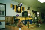 Women's Institute Centennial Display, Circa 1990