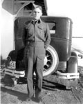 Lester Reid's First Car, Circa 1940