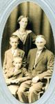 Alice (Dunn), Joseph LePage and Family, Circa 1925