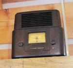 Stewart-Warner Radio, Circa 1945