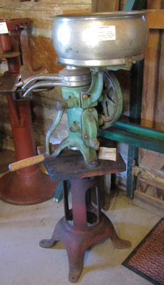 Massey Harris Cream Separator, Circa 1910