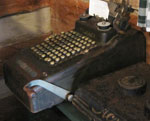 McCaskey Cash Register, Circa 1920