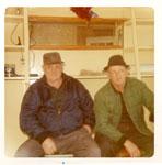 Walter Berry and Claude Alhusen, 1967