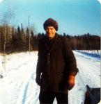 Cecil Valier, Winter 1974