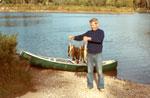 Ralph Allen With Catch, 1979